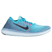 8ba92599cb59 Nike Free RN Flyknit 2017 - Women s - Running - Shoes - Blue Moon ...