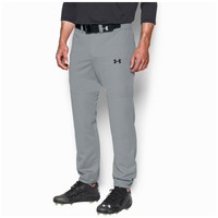 Under Armour Clean Up Closed Bottom Pants - Men's - Grey / Grey