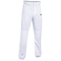 Under Armour Clean Up Closed Bottom Pants - Men's - All White / White
