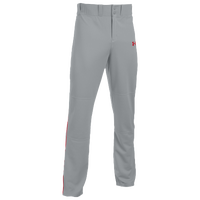 Under Armour Clean Up Piped Pants - Men's - Grey / Red