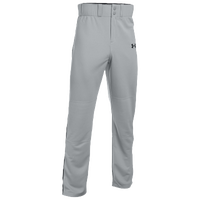 Under Armour Clean Up Piped Pants - Men's - Grey / Black