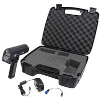 Stalker Radar Pro II Radar Gun Deluxe Package - Black / Black