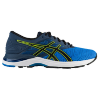 ASICS® GEL-Flux 5 - Men's - Light Blue / Navy