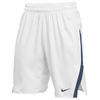 Nike Team Untouchable Speed Shorts - Men's - White / Navy