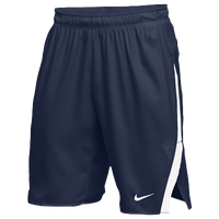 Nike Team Untouchable Speed Shorts - Men's - Navy / White