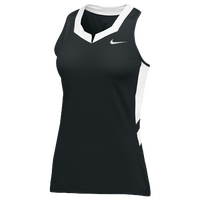 Nike Team Untouchable Speed Jersey - Women's - Black / White