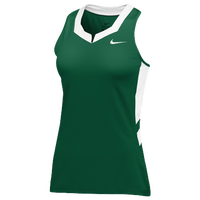 Nike Team Untouchable Speed Jersey - Women's - Dark Green / White