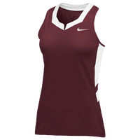 Nike Team Untouchable Speed Jersey - Women's - Cardinal / White