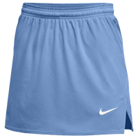 Nike Team Untouchable Speed Kilt - Women's - Light Blue / Light Blue