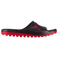 Jordan Super.Fly Team Slide 2 - Men's - Black / Red
