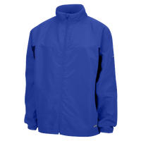 Eastbay Woven Team Running Jacket - Boys' Grade School - Blue / Black