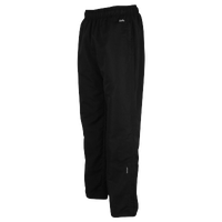 Eastbay Woven Team Running Pants - Boys' Grade School - All Black / Black