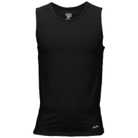 Eastbay Team Compression Track Singlet - Men's - All Black / Black