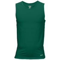 Eastbay Team Compression Track Singlet - Men's - Dark Green / Dark Green
