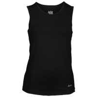 Eastbay Team Compression Track Singlet - Women's - All Black / Black