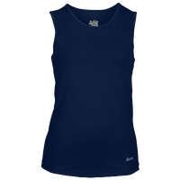 Eastbay Team Compression Track Singlet - Women's - Navy / Navy