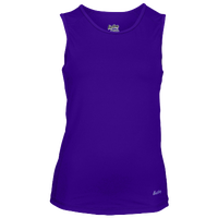 Eastbay Team Compression Track Singlet - Women's - Purple / Purple
