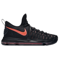 Nike KD 9 - Men's -  Kevin Durant - Black / Orange