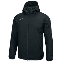 Nike Team Storm-Fit Dugout Jacket II - Men's - All Black / Black
