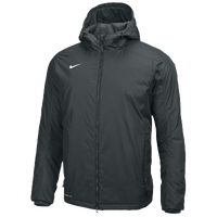 Nike Team Storm-Fit Dugout Jacket II - Men's - Grey / Grey