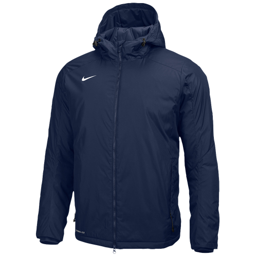 Nike Team Storm-Fit Dugout Jacket II - Menu0026#39;s - Baseball - Clothing - Team College Navy/White