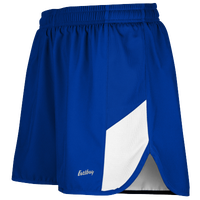 "Eastbay Team 2"" 2 Color Split Track Short 2.0 - Men's - Blue / White"