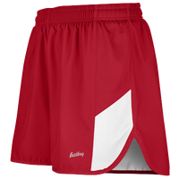 "Eastbay Team 2"" 2 Color Split Track Short 2.0 - Men's - Red / Red"