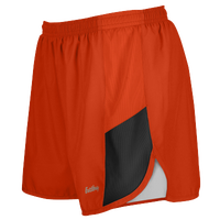 "Eastbay Team 2"" 2 Color Track Shorts - Women's - Orange / Black"
