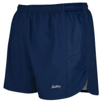 "Eastbay Team 2"" Solid Track Short 2 - Women's - Navy / Navy"