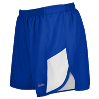 "Eastbay Team 2"" 2 Color Track Shorts - Women's - Blue / White"
