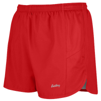 "Eastbay Team 2"" Solid Track Short 2 - Women's - Red / Red"