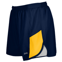 "Eastbay Team 2"" 2 Color Track Shorts - Women's - Navy / Gold"