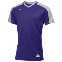 Nike Team Vapor Dri-FIT Game Top - Men's - Purple / Grey