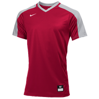 Nike Team Vapor Dri-FIT Game Top - Men's - Red / Grey