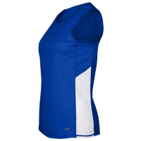 Eastbay Team Two Color Singlet - Women's - Blue / Blue