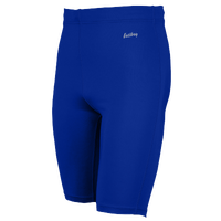 "Eastbay Team 9"" Compression Track Shorts - Men's - Blue / Blue"