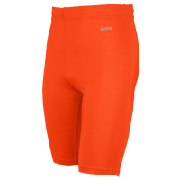 "Eastbay Team 9"" Compression Track Shorts - Men's - Orange / Orange"