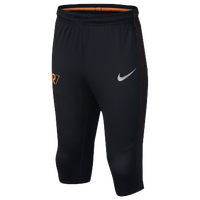 Nike Squad 3/4 Pants - Grade School -  Cristiano Ronaldo - Black / Orange