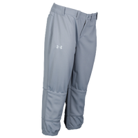 Under Armour Stirke Zone Pants - Women's - Grey / Grey