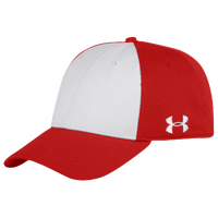 Under Armour Team Two Tone Blitzing Cap - Men's - Red / White