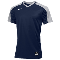 Nike Team Vapor Dri-FIT Game Top - Boys' Grade School - Navy / Grey