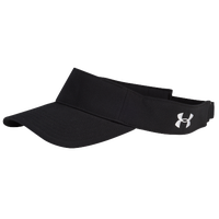 Under Armour Team Visor - Men's - All Black / Black