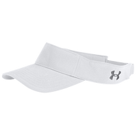 Under Armour Team Visor - Men's - All White / White