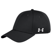 Under Armour Team Blitzing Cap - Men's - All Black / Black