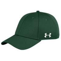 Under Armour Team Blitzing Cap - Men's - Dark Green / Dark Green