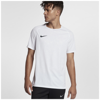 Nike Breathe Squad Short Sleeve Top - Men's - White / Blue