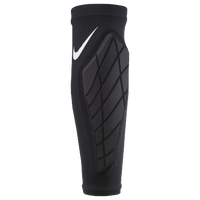 Nike Pro Hyperstrong Padded Forearm Shivers - Men's - Black / Grey