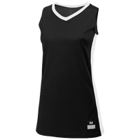 Nike Team Fastbreak Jersey - Women's - Black / White