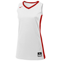 Nike Team Fastbreak Jersey - Women's - White / Red