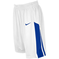 Nike Team Fastbreak Shorts - Girls' Grade School - White / Blue
